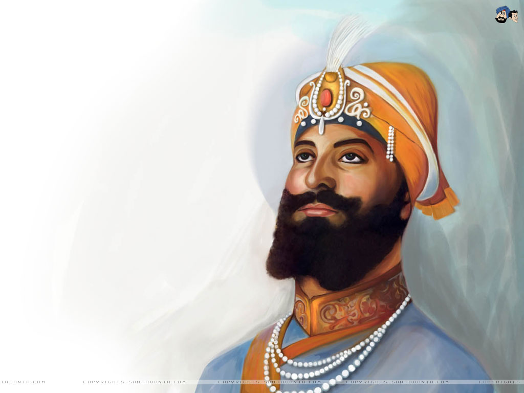 Guru Gobind Singh Real Photo Guru Gobind Singh ji Has a